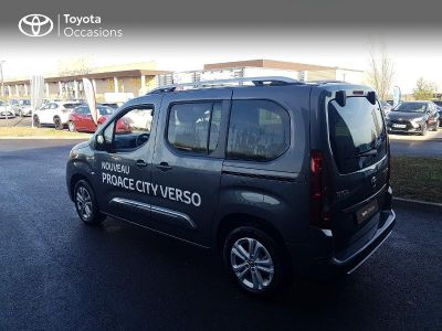 Toyota ProAce Medium 1.5 100 D-4D Executive - <small></small> 22.990 € <small>TTC</small> - #18