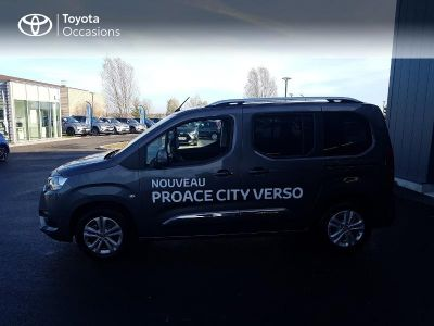 Toyota ProAce Medium 1.5 100 D-4D Executive - <small></small> 22.990 € <small>TTC</small> - #19