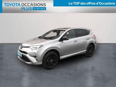 Toyota RAV4 197 Hybride Collection 2WD CVT RC18 - <small></small> 34.990 € <small>TTC</small>