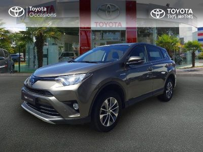 Toyota Rav4 197 Hybride Dynamic 2WD CVT - <small></small> 23.990 € <small>TTC</small> - #1