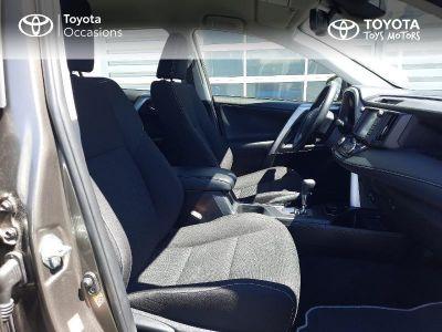 Toyota Rav4 197 Hybride Dynamic 2WD CVT - <small></small> 23.990 € <small>TTC</small> - #6