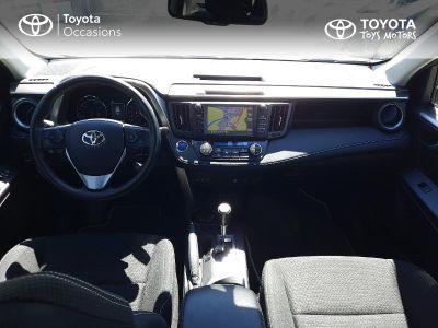 Toyota Rav4 197 Hybride Dynamic 2WD CVT - <small></small> 23.990 € <small>TTC</small> - #8