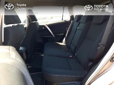 Toyota Rav4 197 Hybride Dynamic 2WD CVT - <small></small> 23.990 € <small>TTC</small> - #12