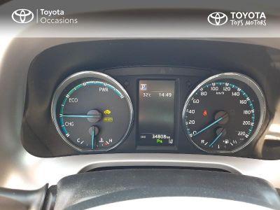 Toyota Rav4 197 Hybride Dynamic 2WD CVT - <small></small> 23.990 € <small>TTC</small> - #14