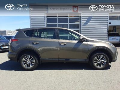 Toyota Rav4 197 Hybride Dynamic 2WD CVT - <small></small> 23.990 € <small>TTC</small> - #17
