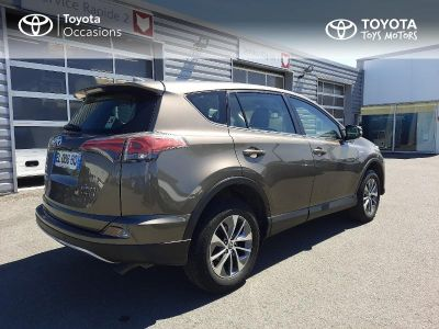 Toyota Rav4 197 Hybride Dynamic 2WD CVT - <small></small> 23.990 € <small>TTC</small> - #18