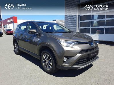 Toyota Rav4 197 Hybride Dynamic 2WD CVT - <small></small> 23.990 € <small>TTC</small> - #19