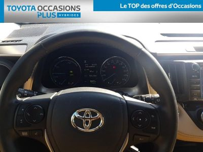 Toyota RAV4 197 Hybride Lounge 2WD CVT - <small></small> 30.990 € <small>TTC</small>