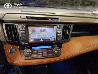 Toyota Rav4 197 Hybride Lounge 2WD CVT - <small></small> 26.490 € <small>TTC</small>