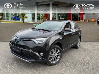 Toyota Rav4 197 Hybride Lounge 2WD CVT - <small></small> 25.990 € <small>TTC</small> - #1