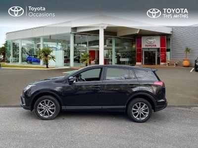 Toyota Rav4 197 Hybride Lounge 2WD CVT - <small></small> 25.990 € <small>TTC</small> - #3