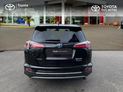 Toyota Rav4 197 Hybride Lounge 2WD CVT - <small></small> 25.990 € <small>TTC</small> - #4