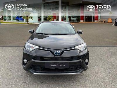 Toyota Rav4 197 Hybride Lounge 2WD CVT - <small></small> 25.990 € <small>TTC</small> - #5