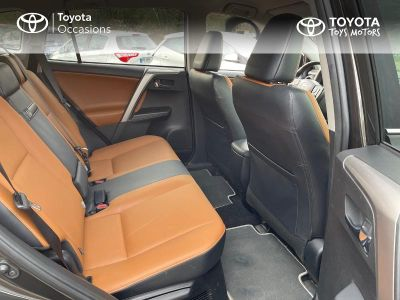 Toyota Rav4 197 Hybride Lounge 2WD CVT - <small></small> 25.990 € <small>TTC</small> - #7