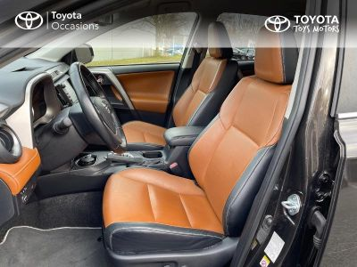 Toyota Rav4 197 Hybride Lounge 2WD CVT - <small></small> 25.990 € <small>TTC</small> - #11