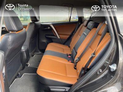 Toyota Rav4 197 Hybride Lounge 2WD CVT - <small></small> 25.990 € <small>TTC</small> - #12