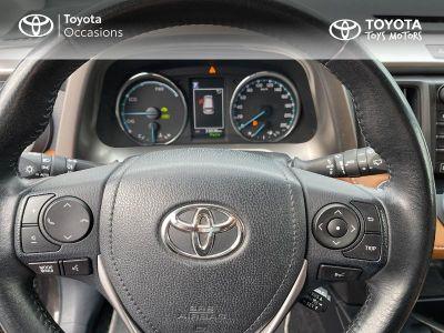 Toyota Rav4 197 Hybride Lounge 2WD CVT - <small></small> 25.990 € <small>TTC</small> - #13
