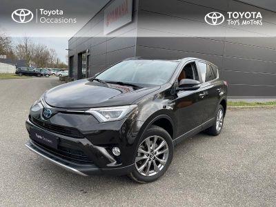 Toyota Rav4 197 Hybride Lounge 2WD CVT - <small></small> 25.990 € <small>TTC</small> - #17