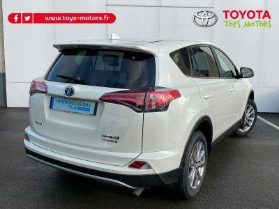Toyota RAV4 197 Hybride Lounge AWD CVT - <small></small> 29.490 € <small>TTC</small>