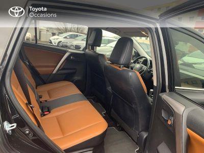 Toyota Rav4 197 Hybride Lounge AWD CVT - <small></small> 26.690 € <small>TTC</small>