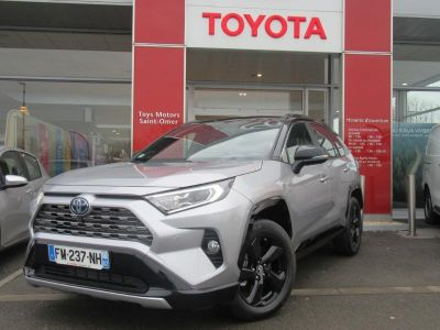 Toyota RAV4 Hybride 218ch Collection 2WD - <small></small> 42.990 € <small>TTC</small>