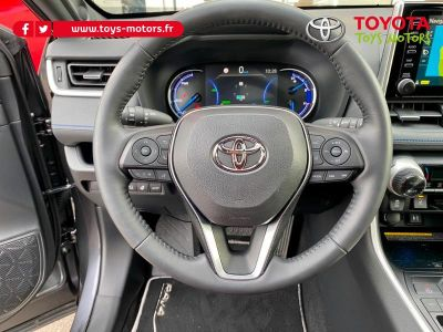 Toyota RAV4 Hybride 218ch Collection 2WD - <small></small> 43.500 € <small>TTC</small>