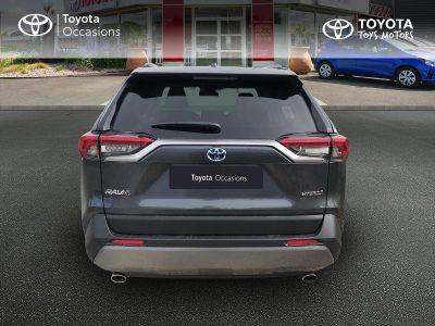 Toyota Rav4 Hybride 218ch Dynamic 2WD MY21 - <small></small> 39.490 € <small>TTC</small> - #4