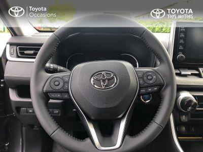 Toyota Rav4 Hybride 218ch Dynamic 2WD MY21 - <small></small> 39.490 € <small>TTC</small> - #9