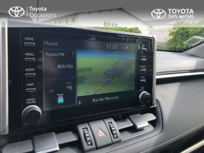 Toyota Rav4 Hybride 218ch Dynamic 2WD MY21 - <small></small> 39.490 € <small>TTC</small> - #15