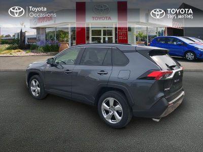 Toyota Rav4 Hybride 218ch Dynamic 2WD MY21 - <small></small> 39.490 € <small>TTC</small> - #2