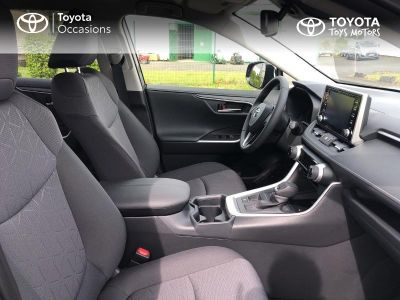 Toyota Rav4 Hybride 218ch Dynamic 2WD MY21 - <small></small> 39.490 € <small>TTC</small> - #6