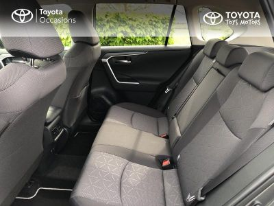 Toyota Rav4 Hybride 218ch Dynamic 2WD MY21 - <small></small> 39.490 € <small>TTC</small> - #12