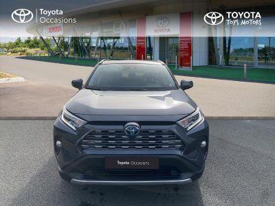 Toyota Rav4 Hybride 218ch Lounge 2WD - <small></small> 35.990 € <small>TTC</small> - #5