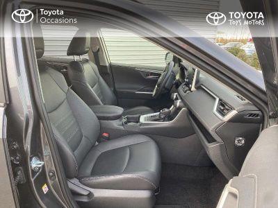 Toyota Rav4 Hybride 218ch Lounge 2WD - <small></small> 35.990 € <small>TTC</small> - #6