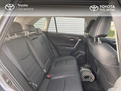 Toyota Rav4 Hybride 218ch Lounge 2WD - <small></small> 35.990 € <small>TTC</small> - #7