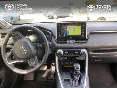 Toyota Rav4 Hybride 218ch Lounge 2WD - <small></small> 35.990 € <small>TTC</small> - #8