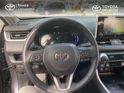 Toyota Rav4 Hybride 218ch Lounge 2WD - <small></small> 35.990 € <small>TTC</small> - #9