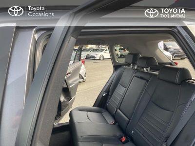 Toyota Rav4 Hybride 218ch Lounge 2WD - <small></small> 35.990 € <small>TTC</small> - #12