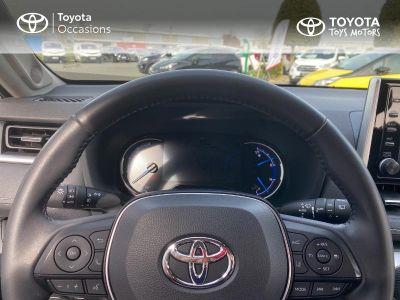 Toyota Rav4 Hybride 218ch Lounge 2WD - <small></small> 35.990 € <small>TTC</small> - #13