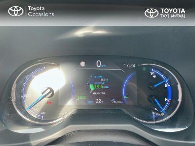 Toyota Rav4 Hybride 218ch Lounge 2WD - <small></small> 35.990 € <small>TTC</small> - #14