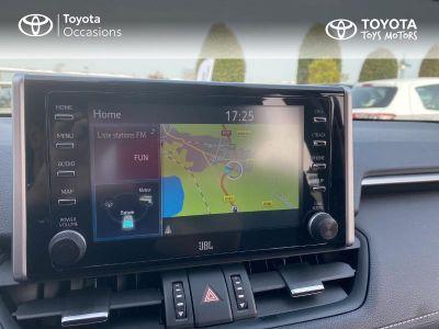 Toyota Rav4 Hybride 218ch Lounge 2WD - <small></small> 35.990 € <small>TTC</small> - #15