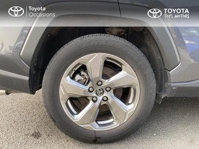Toyota Rav4 Hybride 218ch Lounge 2WD - <small></small> 35.990 € <small>TTC</small> - #16