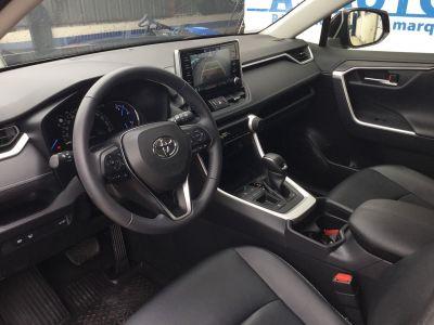 Toyota Rav4 HYBRIDE 218CH LOUNGE 2WD MY21 - <small></small> 35.490 € <small>TTC</small> - #9
