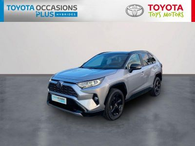 Toyota RAV4 Hybride 218ch Première Edition 2WD - <small></small> 36.990 € <small>TTC</small>
