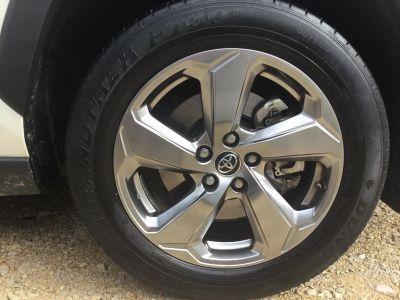 Toyota Rav4 RAV 4 RAV-4 2.5 HYBRID 178 218 CH DYNAMIC BUSINESS 4X2 BVA - <small></small> 29.800 € <small>TTC</small> - #27