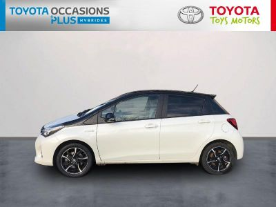 Toyota YARIS 100h Collection 5p - <small></small> 16.990 € <small>TTC</small>