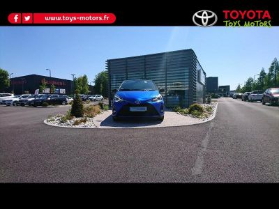Toyota Yaris 100h Collection 5p RC18 - <small></small> 15.990 € <small>TTC</small> - #1