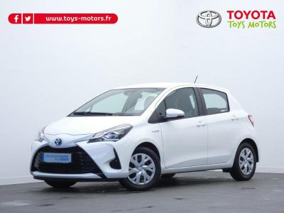Toyota YARIS 100h France 5p MY19 - <small></small> 16.490 € <small>TTC</small>