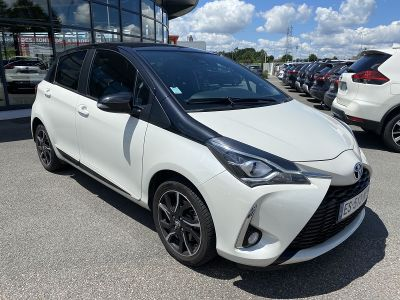 Toyota YARIS 110 VVT-I COLLECTION 5P - <small></small> 12.990 € <small>TTC</small>