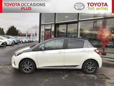 Toyota YARIS 110 VVT-i Design Y20 5p MY19 - <small></small> 14.490 € <small>TTC</small>
